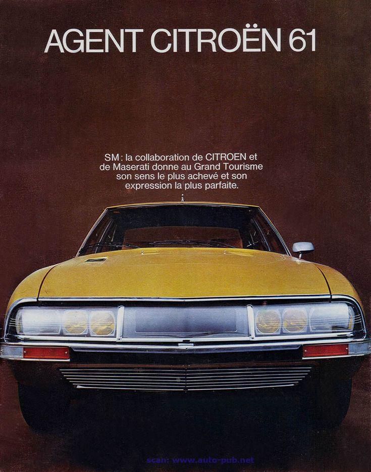 681 best images about citroen sm on pinterest cars. Black Bedroom Furniture Sets. Home Design Ideas