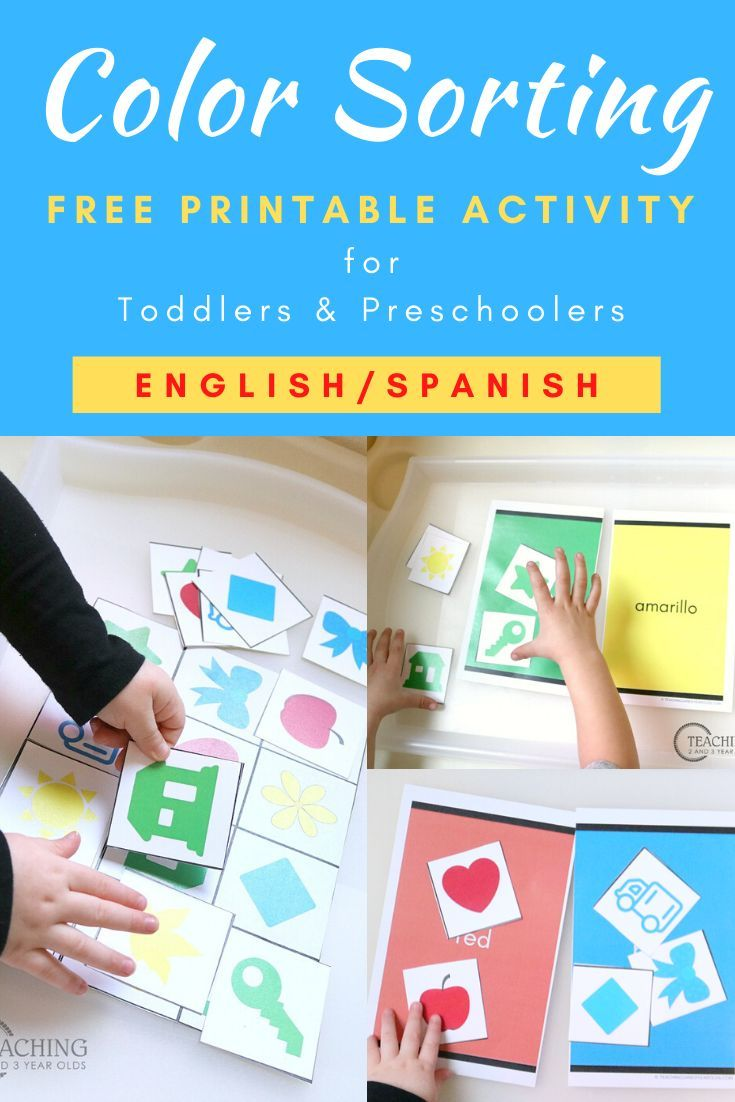 Color Matching Activity Toddler Learning Activities Preschool Color Activities Color Sorting Activities [ 1102 x 735 Pixel ]