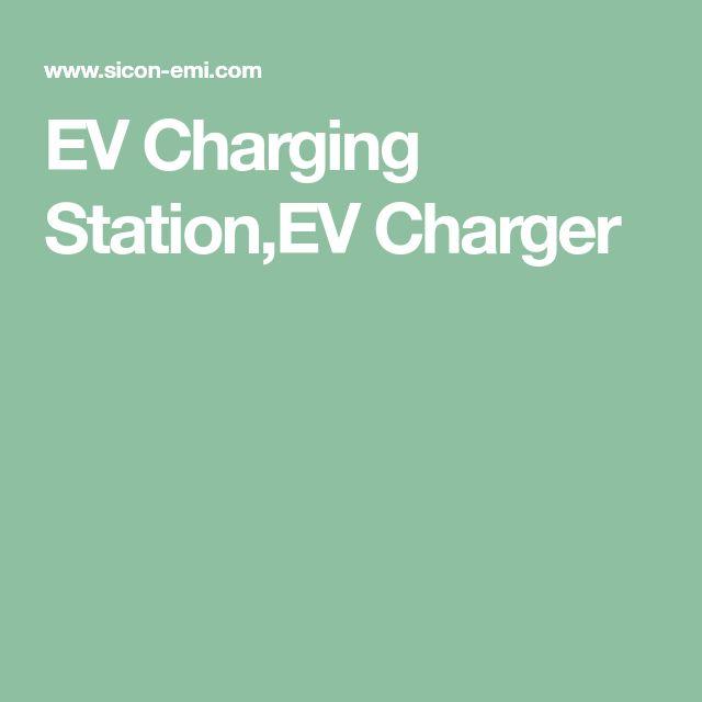 EV Charging Station,EV Charger