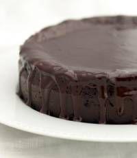 Sugar- Free Chocolate Cake