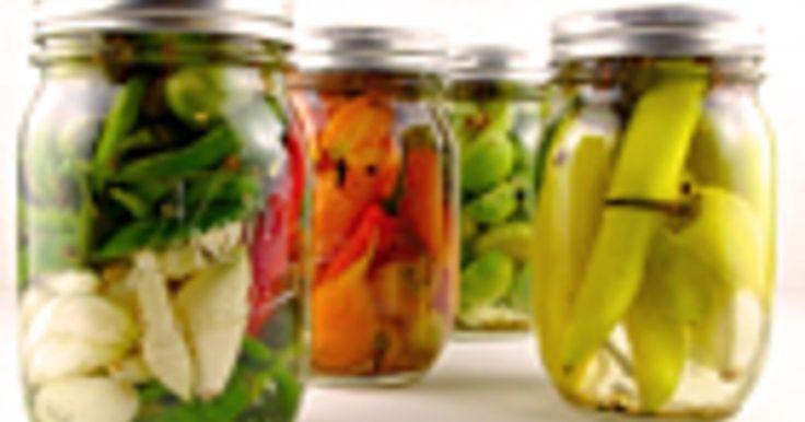 Groenten en fruit bewaren: inkuilen, pasteuriseren, steriliseren  | Radio 2, de grootste familie