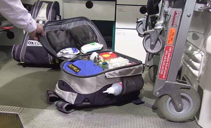 Harva kiinnittää huomiota ambulanssin varusteisiin - tältä ne näyttävät