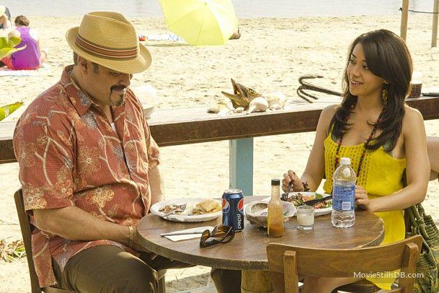 """Dexter"" David Zayas and Aimee Garcia"