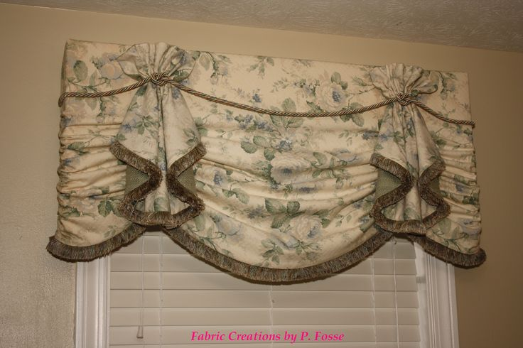 M Fay S Murphy Valance By Fabric Creations Curtains