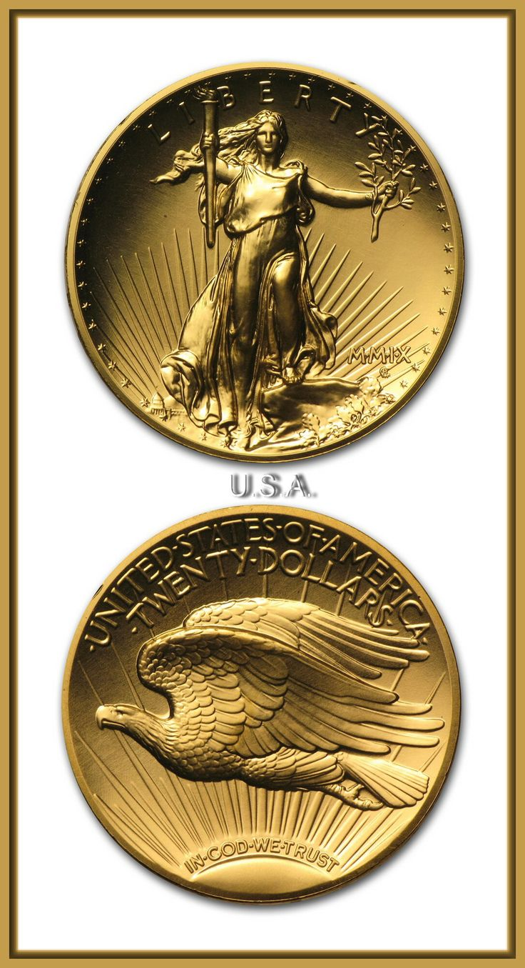 2009 Ultra High Relief Double Eagle I Oz 9999 Fine Gold