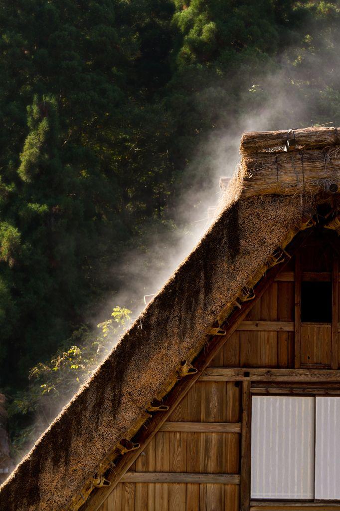 les 114 meilleures images du tableau japanese minka sur pinterest architecture maison. Black Bedroom Furniture Sets. Home Design Ideas