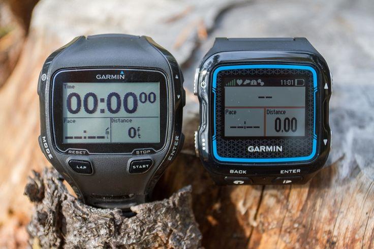 Garmin Triathlon Watch FR920XT upgrade from 910XT Comparison