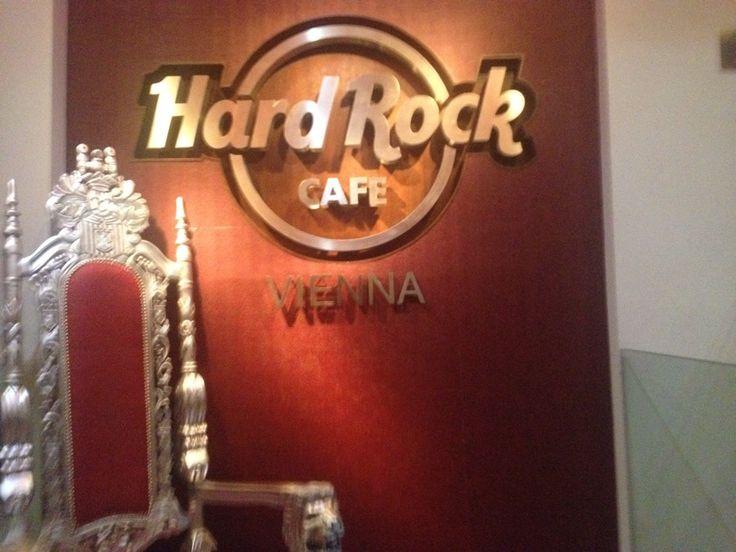 Hard Rock Cafe Vienna in Wien, Wien
