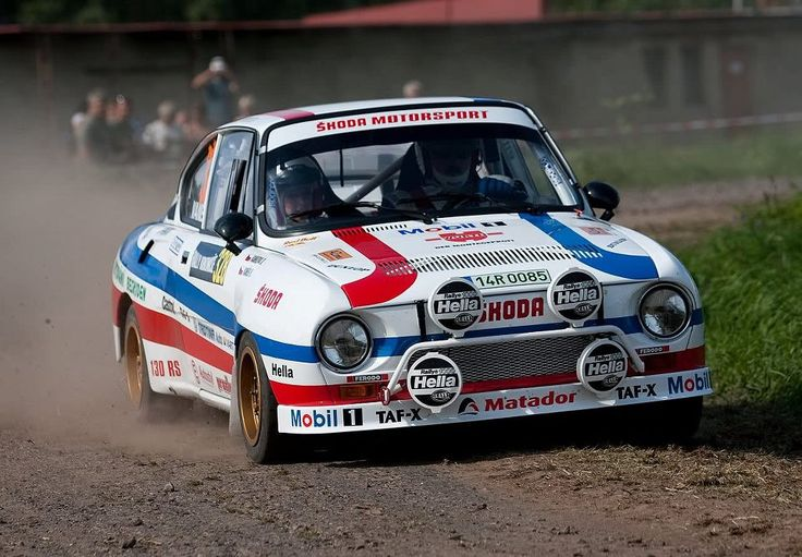 Skoda 130 RS | All Racing Cars