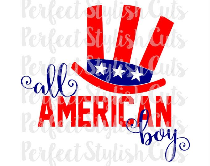 Little Miss Firecracker Svg Dxf Eps Png Files For Cutting Etsy All American Boy Svg Fourth Of July