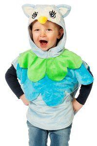 Kostuum Baby Uil Cape               -         De Kaborij