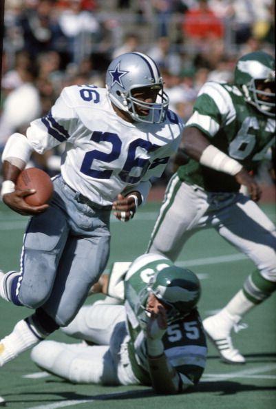 Preston Pearson of the Dallas Cowboys  1977