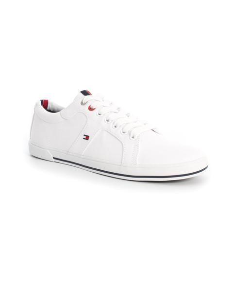 Zapatillas Tommy Hilfiger. Modelo Harry 9D. Color Blanco. Un básico para el verano.  #zapatillas #deportivas #tommyhilfiger #streetstyle