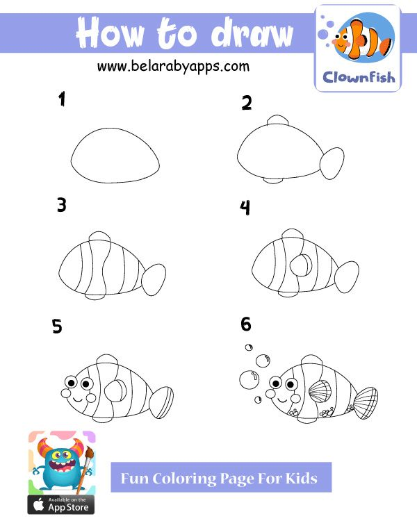 How To Draw Animals For Kids Step By Step Belarabyapps Animals For Kids Draw Animals For Kids Animal Drawings