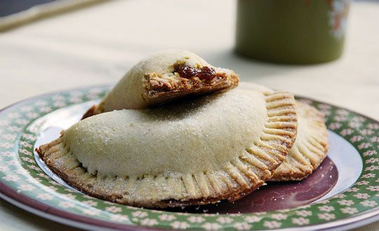 AUTHENTIC MEXICAN DESSERTS RECIPES IMAGES | Mexican empanadas with pumpkin filling Mexican Empanadas Recipe: Baked ...