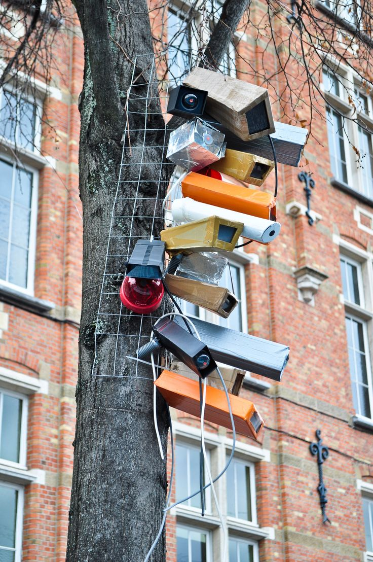 Surveillance? - Brussels, Belgium