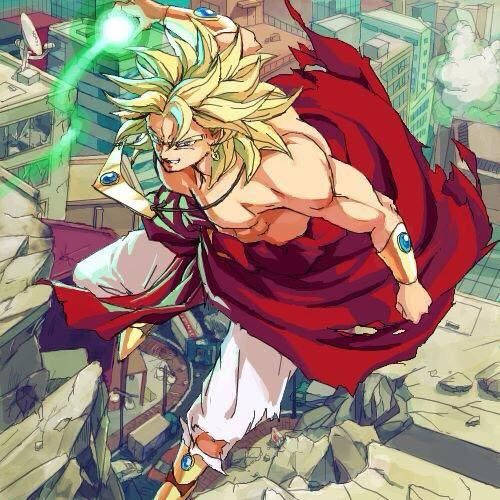 29 best broly the legendary super saiyan images on - Broly dragon ball gt ...