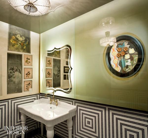 Gitane Restaurant In San Francisco, California, By Charles Doell. Nestled  Inside A Restaurant