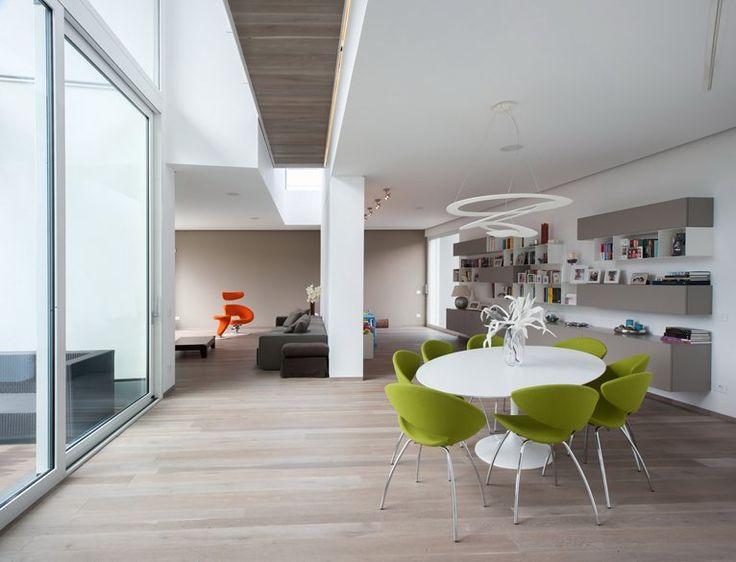 Living room - residenza-privata-a-bergamo