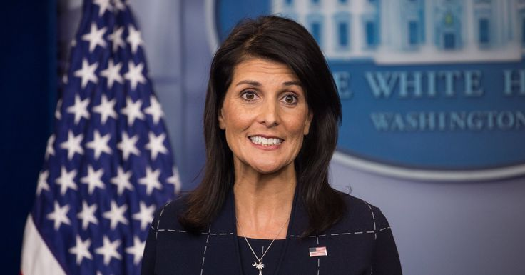 Nikki Haley Picked The Wrong Day To Complain About Her Job