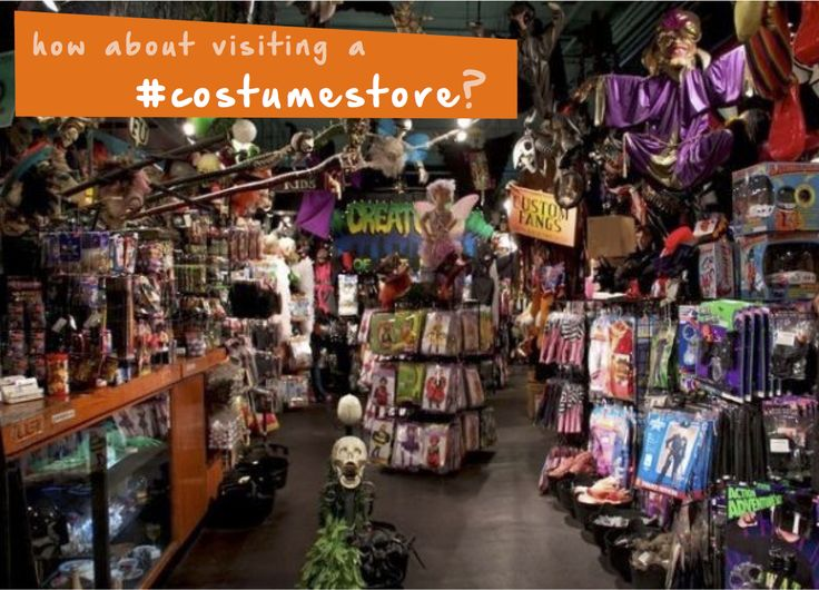 How about heading to a #costumestore near you this weekend to find costumes for the whole family as well as #Halloween decorations and candy? #familyfun