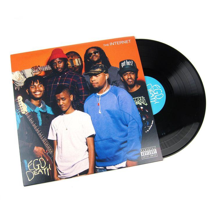 The Internet: Ego Death Vinyl 2LP