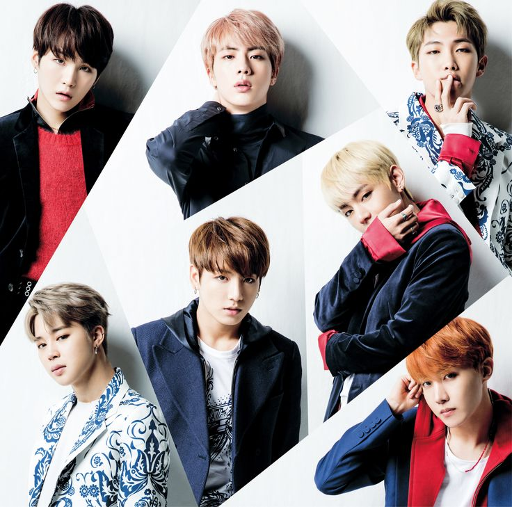 "[Info] BTS will be released a compilation album ""BEST OF"" in Japan on Jan 6th,2017 [161125]"