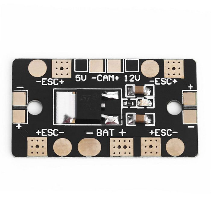 Mini CC3D PDB Sub-panels 12V Linear Regulator for FPV Traversing Machine - Black. Find the cool gadgets at a incredibly low price with worldwide free shipping here. Mini CC3D PDB Sub-panels 12V Linear Regulator for FPV Traversing Machine - Black, Other Accessories for R/C Toys, . Tags: #Hobbies #Toys #R/C #Toys #Other #Accessories