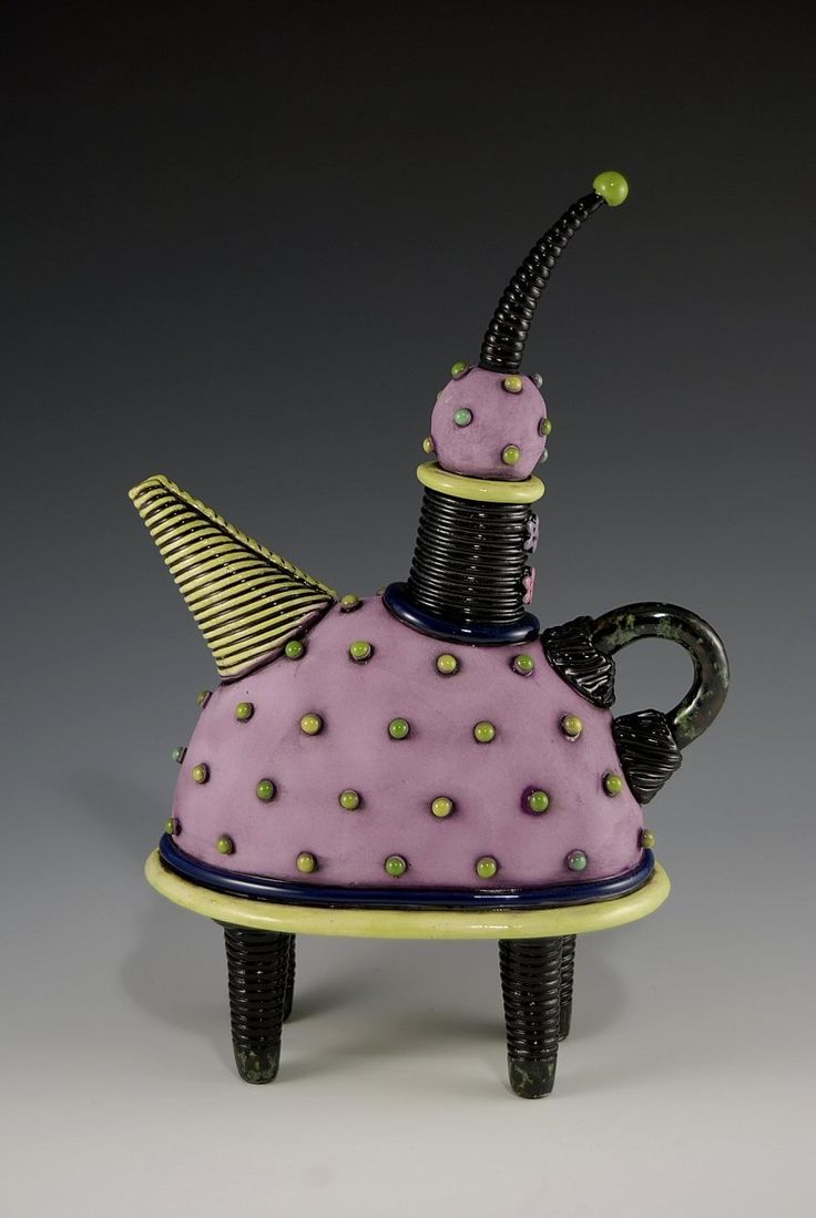 Crazy for Clay (most of the time): Sarah's Featured Artist: Natalya Sots