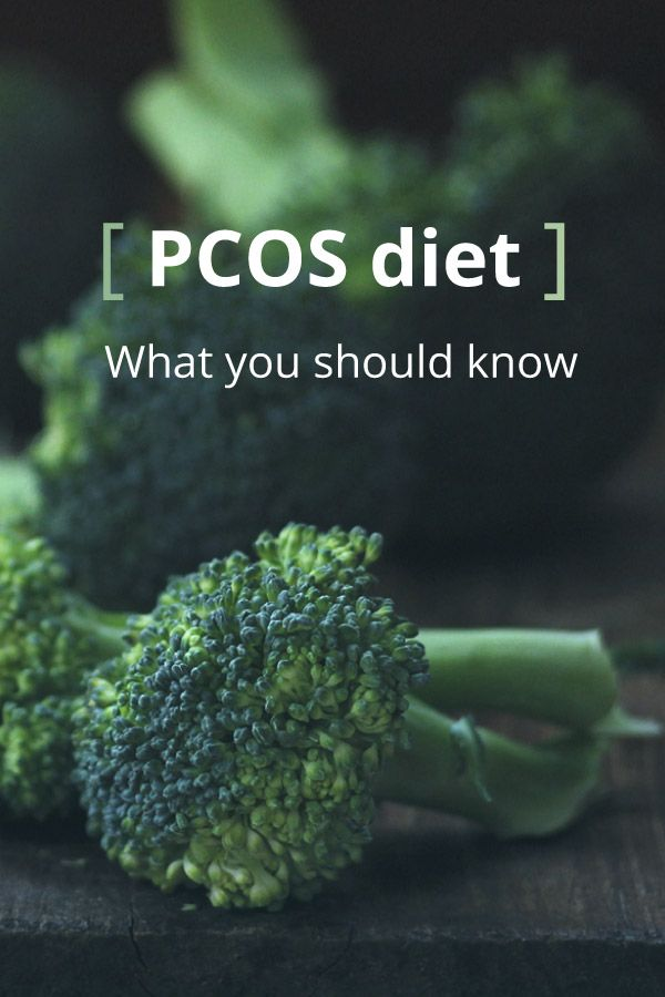 Can My Diet Relieve Symptoms of Polycystic Ovary Syndrome (PCOS)