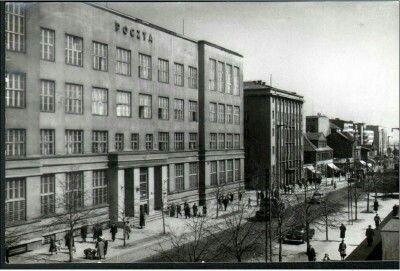 Budynek Poczty Polskiej ul. 10 Lutego