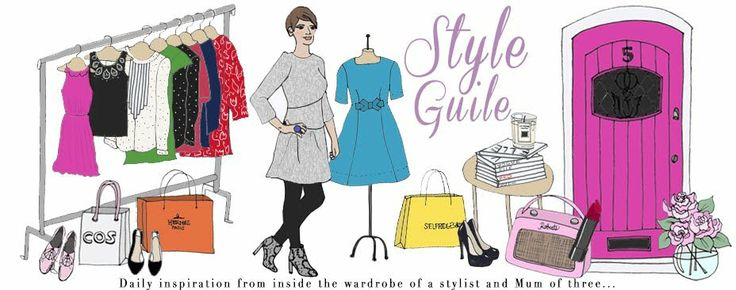 Just checking out the feature on Saint Bustier on Style Guile...