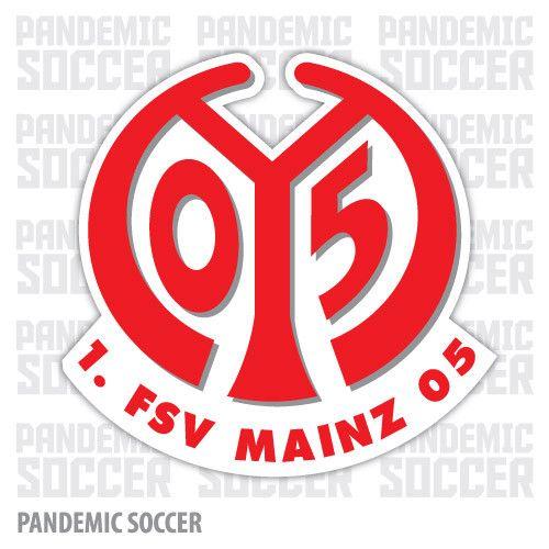 FSV Mainz 05 Germany Vinyl Sticker Decal
