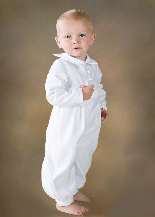 Ryan Christening Outfit For The Boy Christening