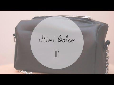 Tutorial: Mini bolso para tu mejor look