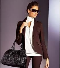 moda mujer ejecutiva