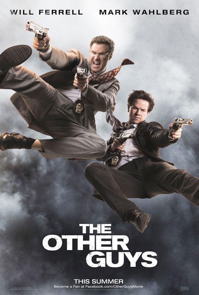 3004 The Other Guys (2010) 720p BrRip (With images) | Comedy ...