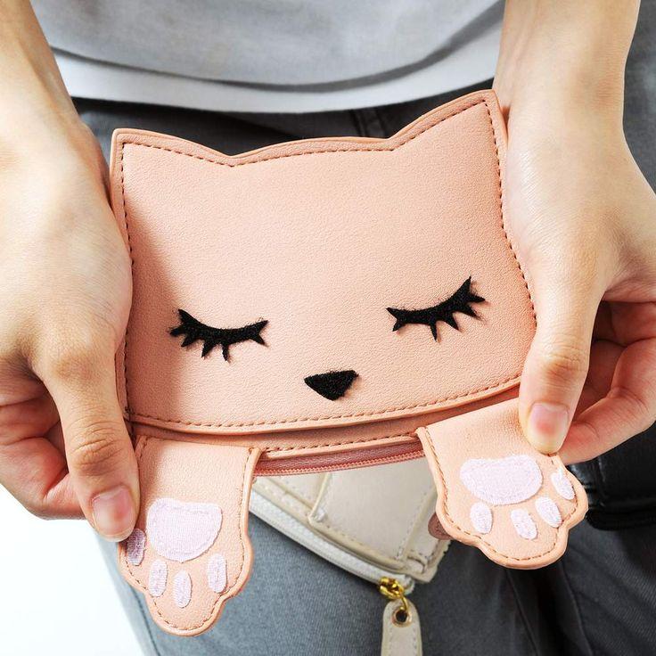 Peek-a-Boo Pooh-chan Pouches 1