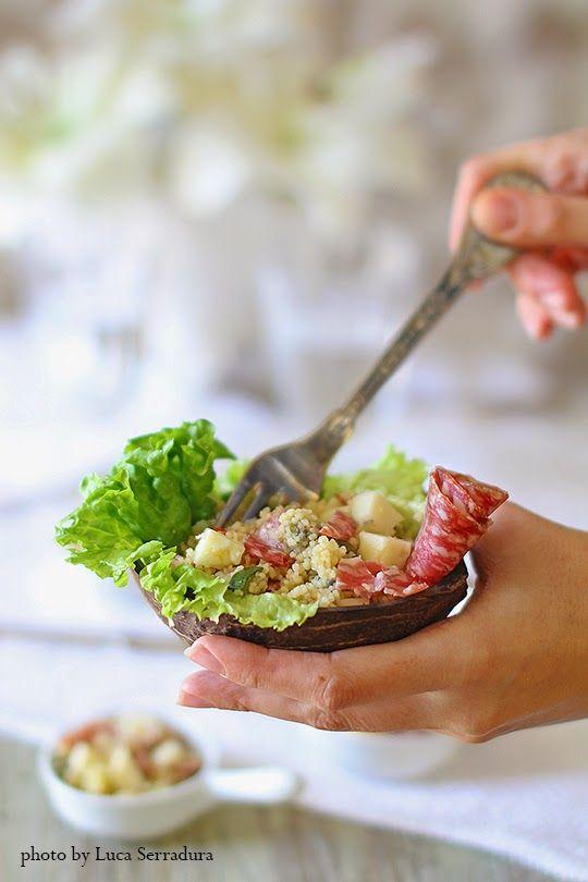 Lo Sfizio Goloso: Cous cous alle verdure...ed un tocco di Veneto!