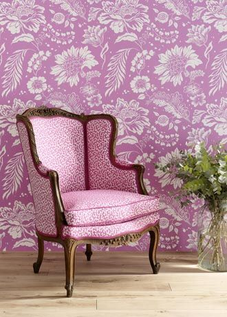 New Wallpaper Collection From Uk Design House Lorca Louisiane Wallpaper Collection See A Mix Of Elegant Designs With Light And Airy Palette