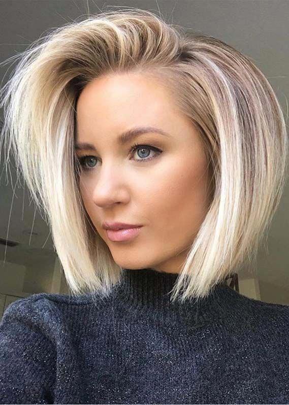 5 Best Medium Length Haircuts 2020 Women S Hair Paradise Oval Face Haircuts Thick Hair Styles Short Hair Styles
