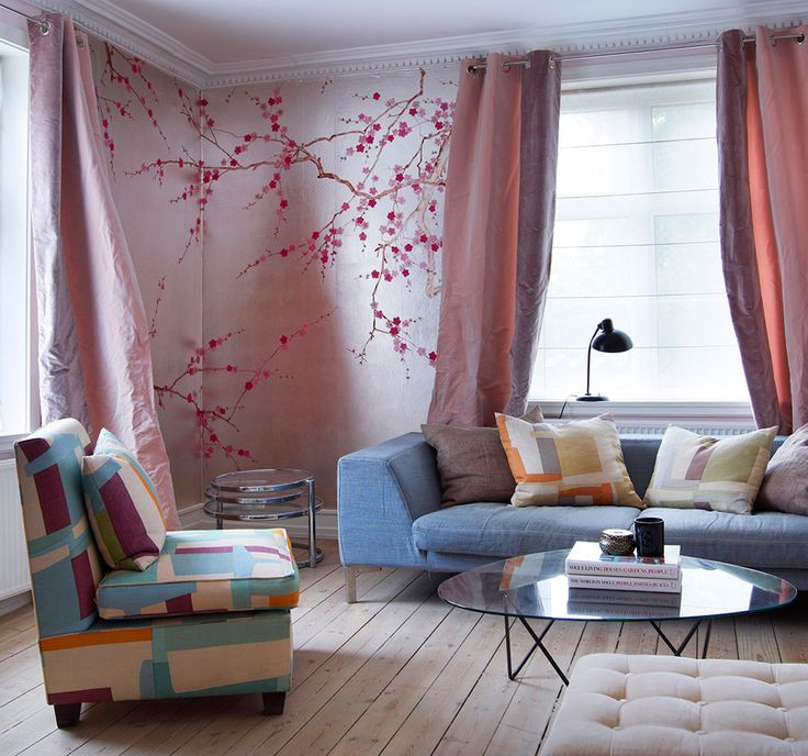 de Gournay Our Collections Wallpapers Collection