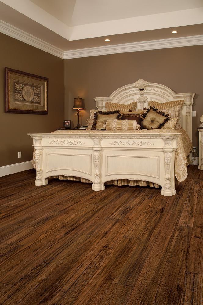 10 best ideas about dark laminate floors on pinterest - Best wooden flooring for bedrooms ...