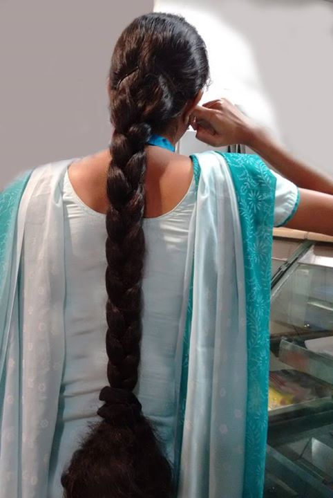 173 best images about Indian  Long  Hair  Braid 2 on