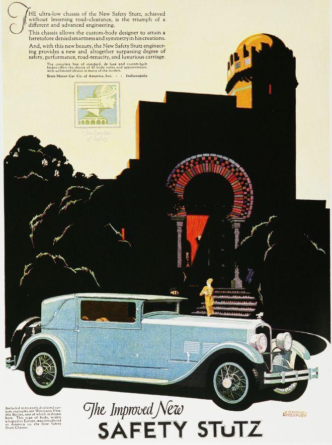 Best Stutz Car Ads Images On Pinterest Vintage Cars