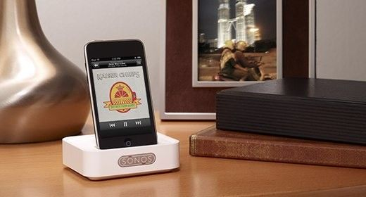 Sonos Wireless Dock for iPod and iPhone