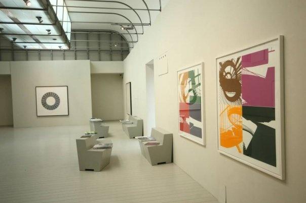 Wystawa Olafura Eliassona (2009) / Olafur Eliasson's exhibition (2009)