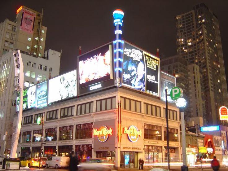 Hard Rock Cafe -TORONTO SkyscraperCity