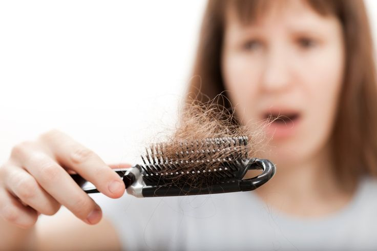 17 Foods That Help Prevent Hair Loss