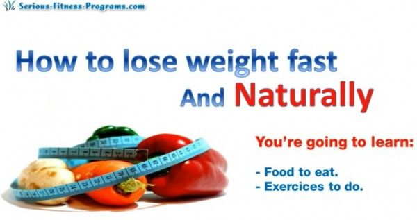 12 Tips To Lose Weight Fast and Naturally   funmag.org